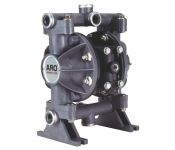 ARO 666053-0D2 Diaphragm Pump - 1/2'' Non-Metallic