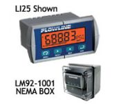 Flowline LI25-1001 Level Controller with Display