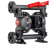 "ARO PD10P-APS-PTT Diaphragm Pump - 1"" Expert Non-Metallic"