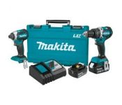 Makita XT269M 18V LXT Lithium-Ion Brushless Cordless 2 Pc. Combo Kit